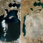 Тур с космоса: Что осталось от Арала за последние 20 лет?