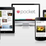 Pocket - приложение для чтения статей без доступа к Интернету