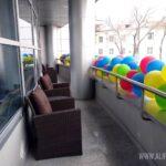 Особенно приятно отдыхать тут резидентам коворкинга ближе к весне