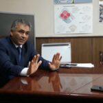 Бег Сабур, руководитель Службы связи